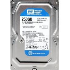 Жесткий диск 250GB 3,5 SATA (в ассортименте)