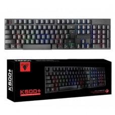 Клавиатура с подсветкой Jedel K500 +