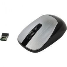 Мышь беспроводная (для ноутбука) Genius NX-7015 Silver (новая)