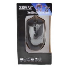 Мышь Dragon play optical mouse NEW