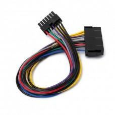 Адаптер блока питания к материнской плате 24pin на 10 pin (Lenovo)