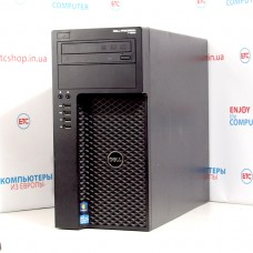DELL PRECISION T1650 | XEON E3-1225 V2 | 4GB DDR3 | 320GB HDD + 120GB SSD | АКЦИЯ