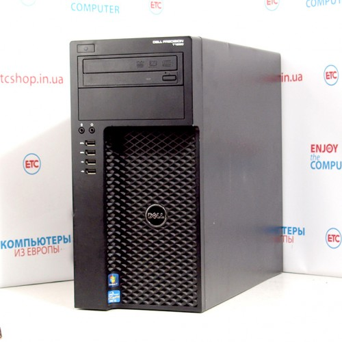 DELL PRECISION T1650 | XEON E3-1225 V2 | 4GB DDR3 | 320GB HDD + 240GB SSD | АКЦИЯ