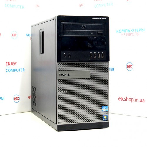 DELL 990 TOWER | I7-2600 | 4GB DDR3 | 500 HDD