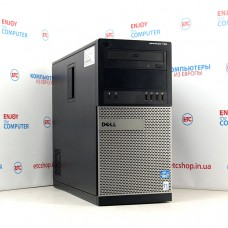 DELL 790 TOWER | I3-2100 | 4GB DDR3 | 250 HDD
