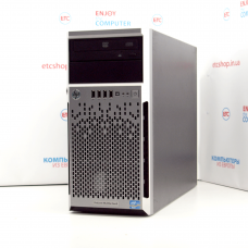 СЕРВЕР HP PROLIANT ML310 TOWER | XEON E3-1220 V2 | 4GB DDR3 | 500GB HDD
